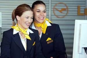 Lavoro in Svizzera Lufthansa: 4.000 Assunzioni per il 2016