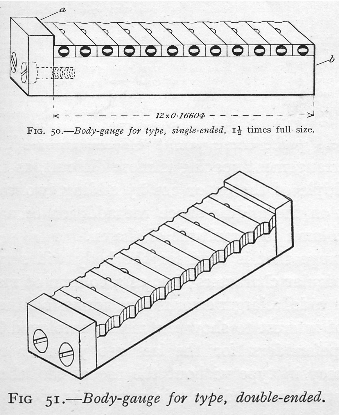 A Thompson Type Caster Toolkit