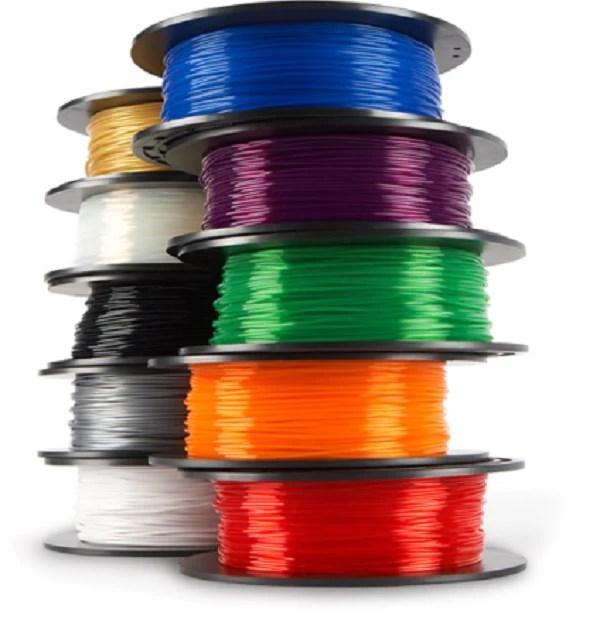 MG Chemicals 3D Printer Filament - Circuit Specialists Blog