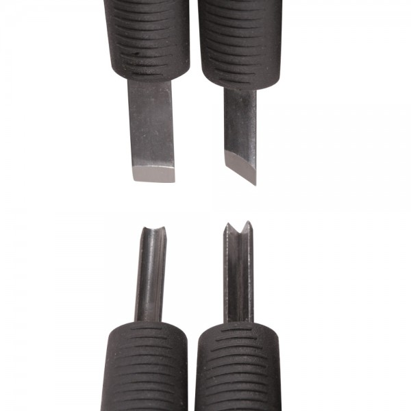Robox set of 4 chisel set - Circuit Specialists