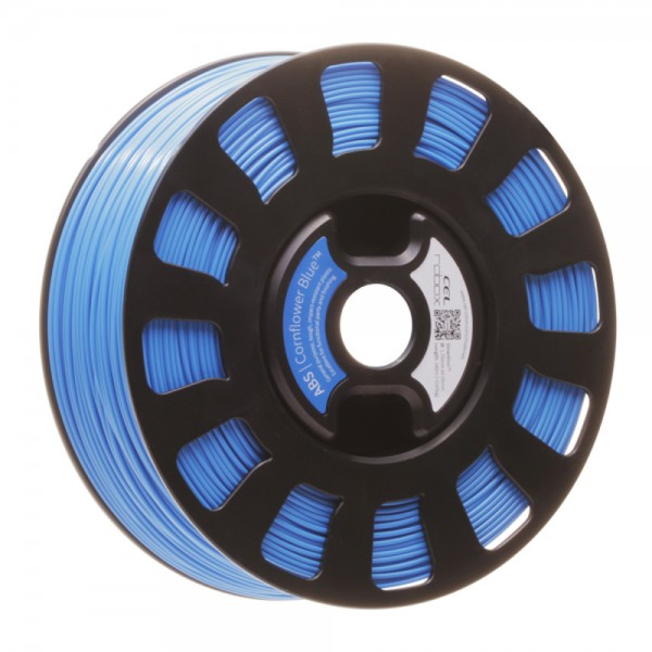 cornflower blue abs filament - circuit specialists