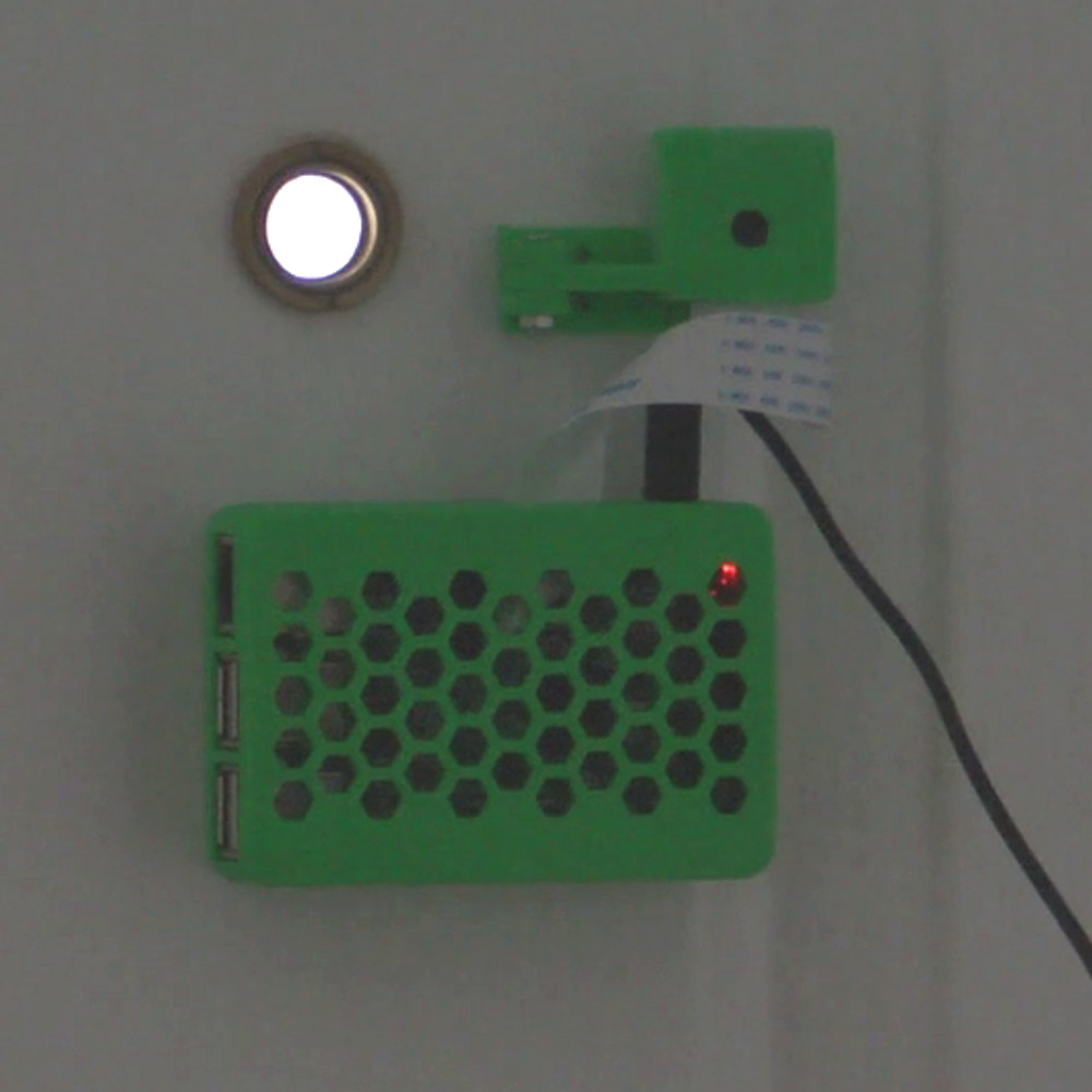 Raspberry Pi Doorbell Camera Circuit Specialists Wireless Controlled Electronics Project 1