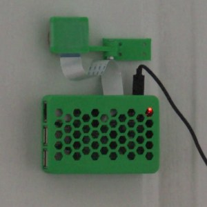 raspberry pi doorbell camera
