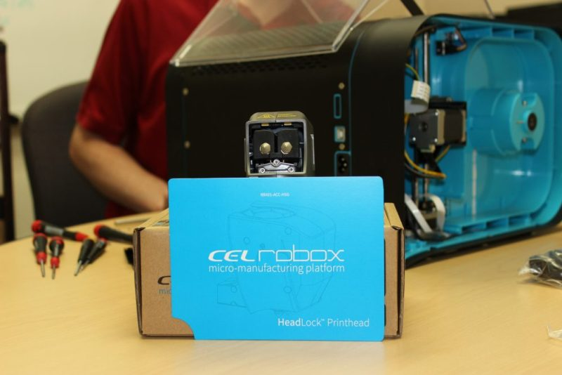 Circuit Specialists CEL Robox Dual-Material Head Upgrade
