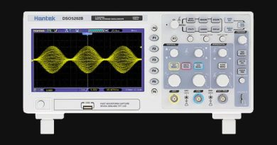 Hantek Entry Level Oscilloscopes by Circuit Specialists