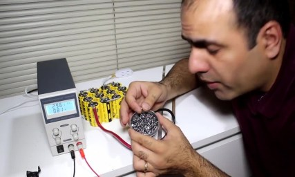 electroboom charging