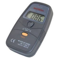 CSI6501 Digital Temperature Meter from CircuitSpecialists.com