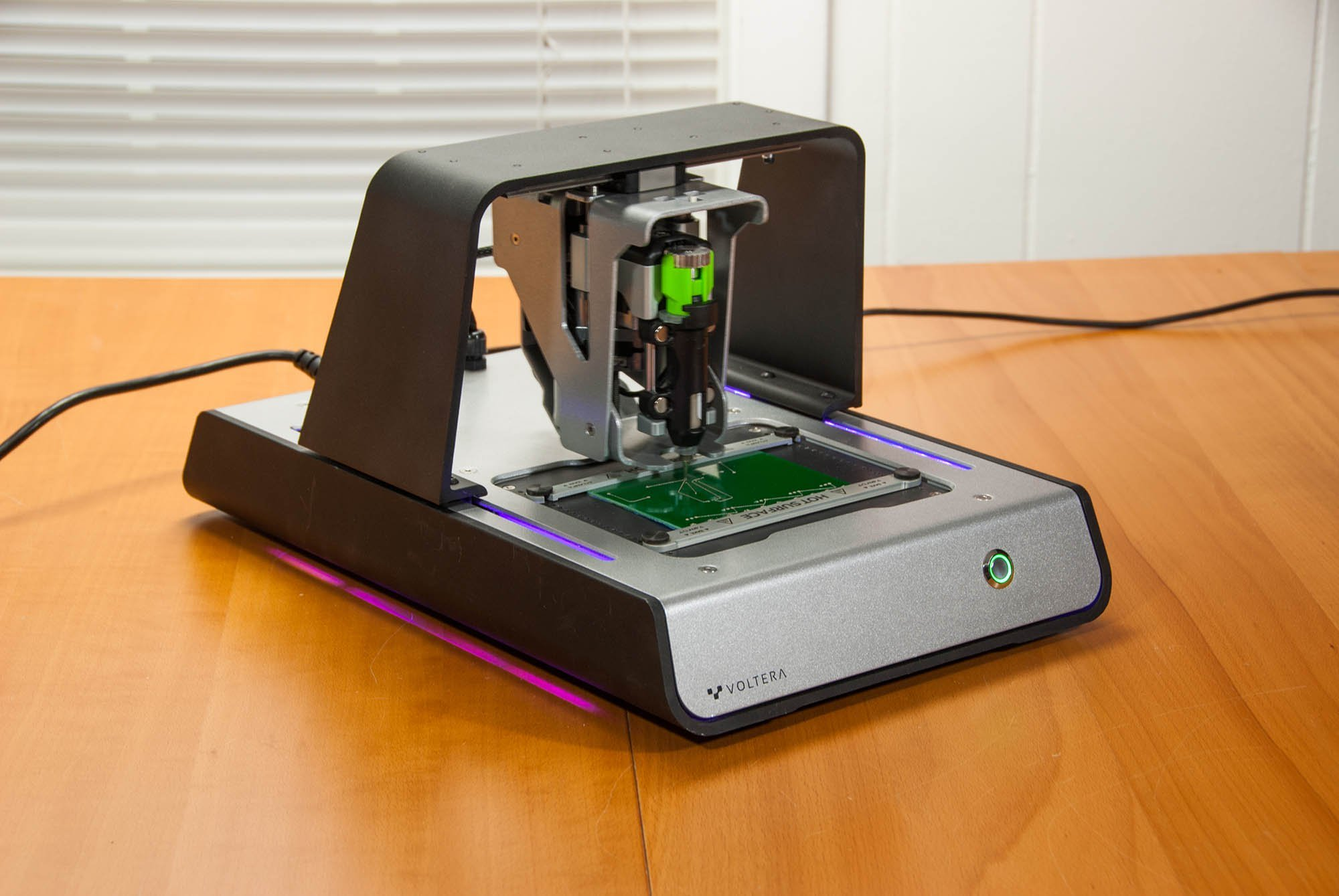 voltera is a revolutionary all in one pcb printer that helps