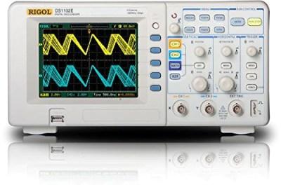 Rigol DS1102E Best Oscilloscope for Hobbyist