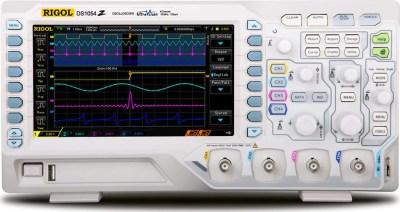 Rigol DS1054Z Best Oscilloscope for Hobbyist