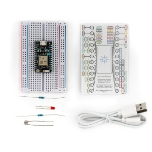 Particle Photo Kit - best electronics kits for adults