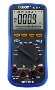 Best Budget Multimeter | Owon B35 Smart Multimeter