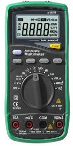 Best Budget Multimeter | MS8228 - Digital Multimeter With Infrared Thermometer