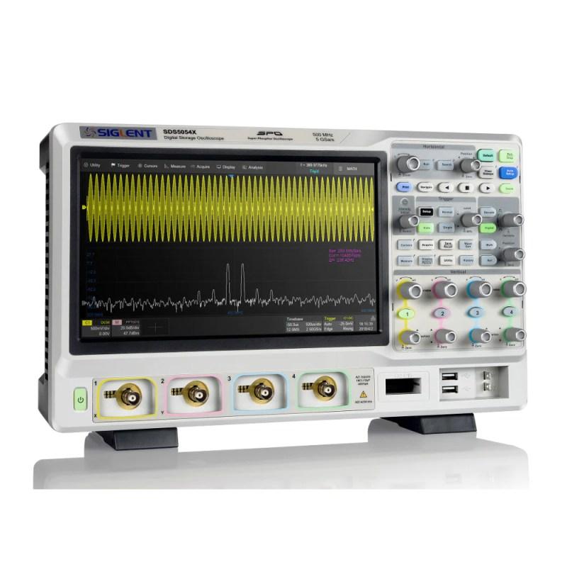 siglent-oscilloscopes
