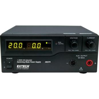Extech 382275 Switching Mode Best DC Power Supply