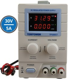 Tekpower TP3005T Variable Linear DC Power Supply Best DC Power Supply