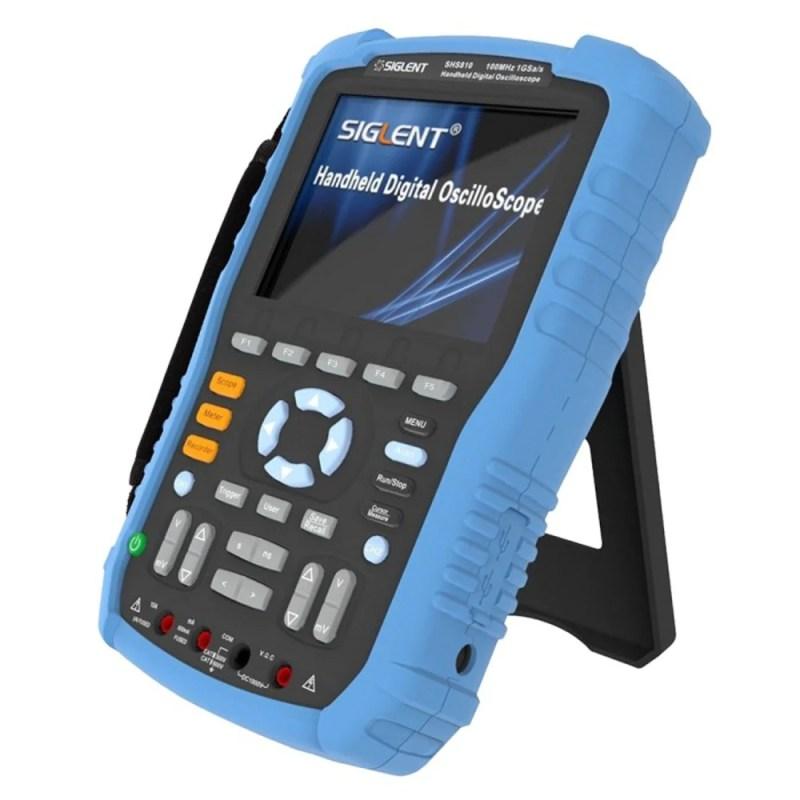 Siglent SHS815 150MHz 2 Channel Handheld Oscilloscope Best Portable and Handheld Oscilloscopes