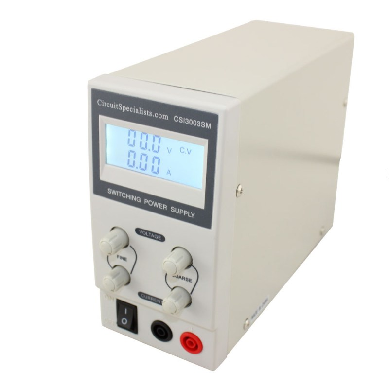 CSI3003SM Fully Regulated DC Power Supply
