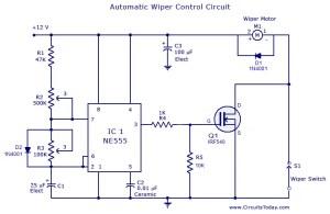 Wiper Motor Servo Circuit  Wallpaperall