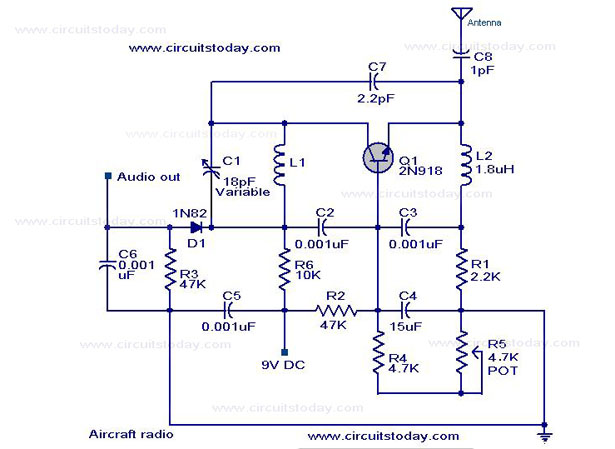 aircraft circuit diagram  smart wiring diagrams •
