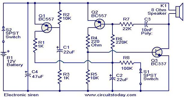 electronic circuits diagrams  wiring diagram services •