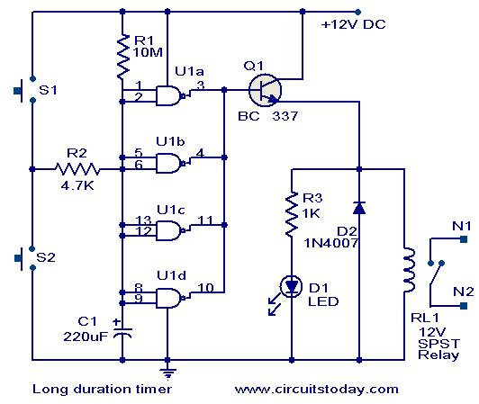 Time Delay Relay Wiring Diagram Photograph Album - circuit diagram ...