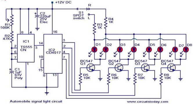 wiring diagram for motorcycle turn signals wiring diagram 12v led turn signal wiring diagram diagrams