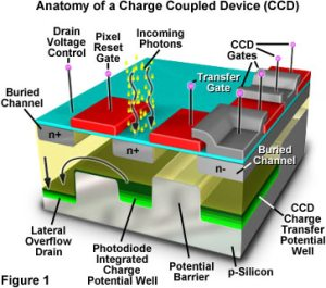 Charge Coupled Devices (CCD)  Electronic Circuits and