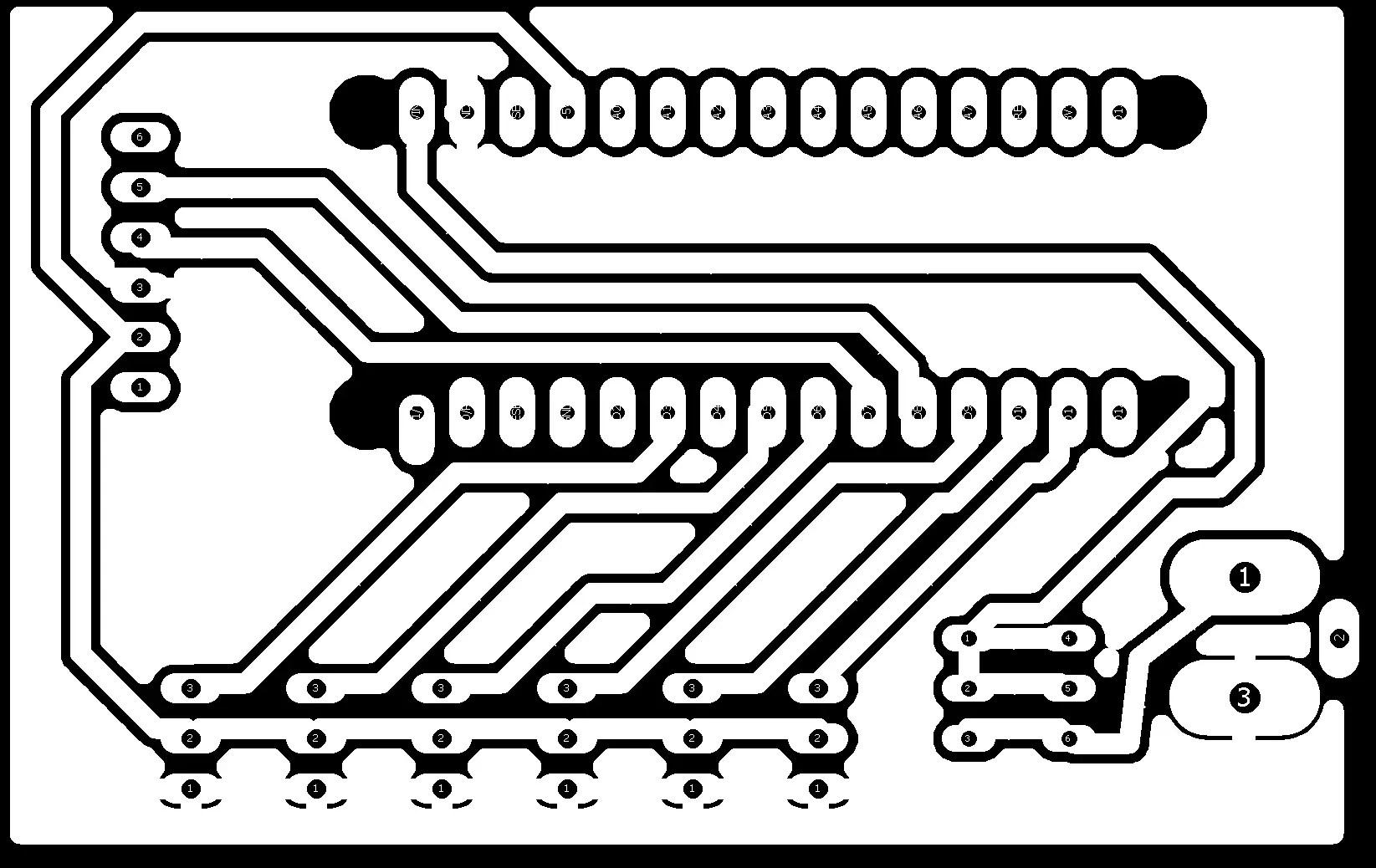 Simple Robotic Arm Project Using Arduino Circuit Diagram