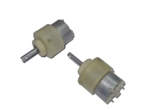 DC Geared Motor 12V 300 RPM – Online India
