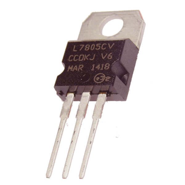 7805 5Volt Voltage Regulator ( L7805CV ) - CircuitUncle - Buy in India