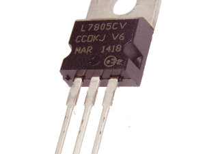 7805 5V Voltage Regulator LM7805 – Online India