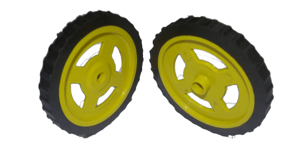 Wheel for Robot - CircuitUncle - Buy in India