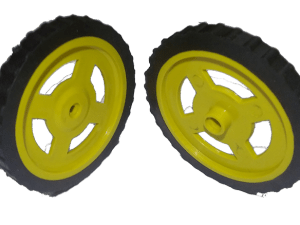 Wheels for Robot (Line Follower etc.) – India