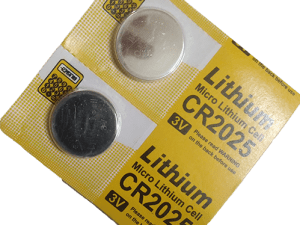 Lithium Ion Cell 3V CR2025 – Li Ion – Online India