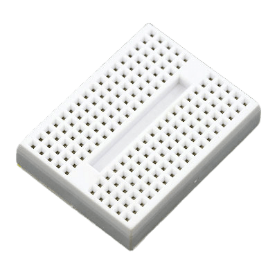 Breadboard Mini 170 points - CircuitUncle - Buy in India