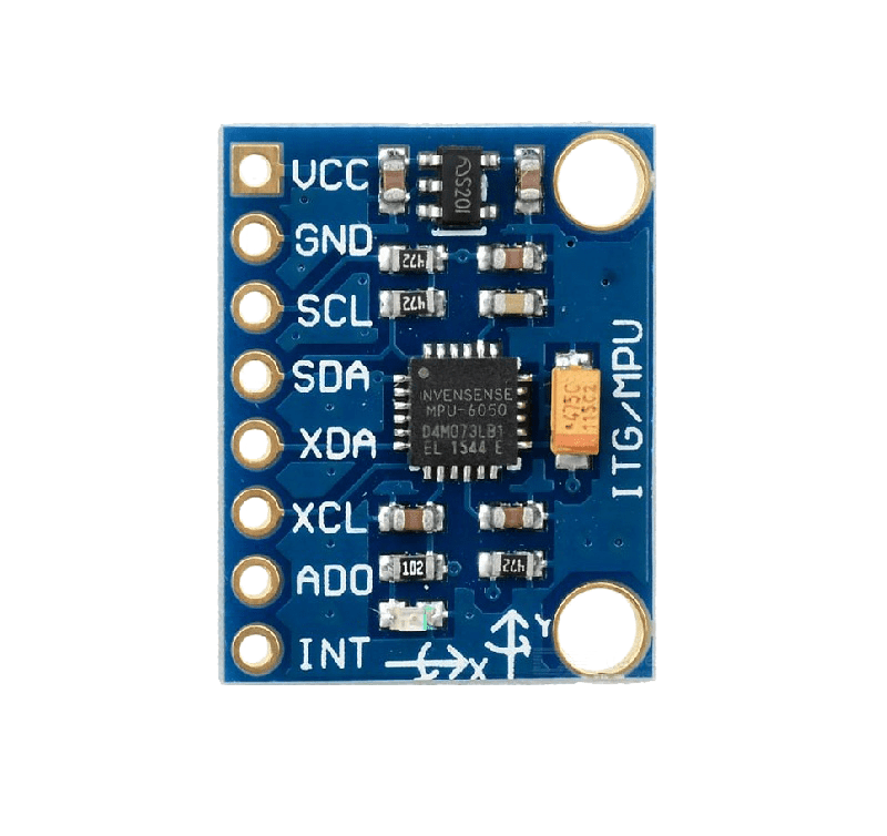 Three Axis Accelerometer + Gyroscope MPU-6050 - CircuitUncle - Buy in India