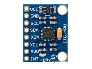 MPU 6050 3 Axis Accelerometer and Gyroscope  – India