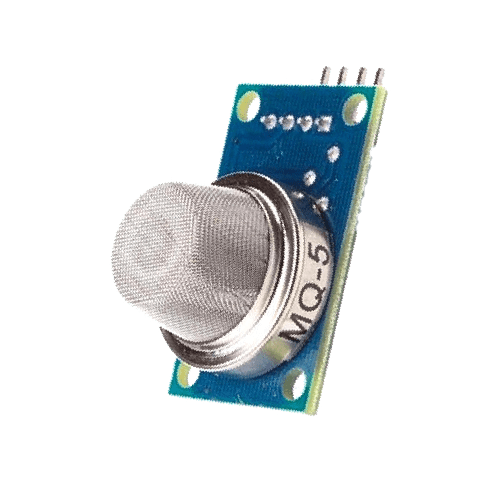 Natural gas LPG Gas Sensor MQ5 - Buy online in India - Circuit Uncle