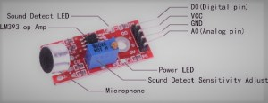 LM393 Based Sound Sensor Module - Buy online in India - Circuit Uncle
