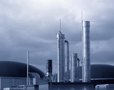Biogas-energy-plant