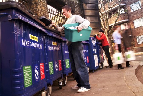 community bring banks recycling