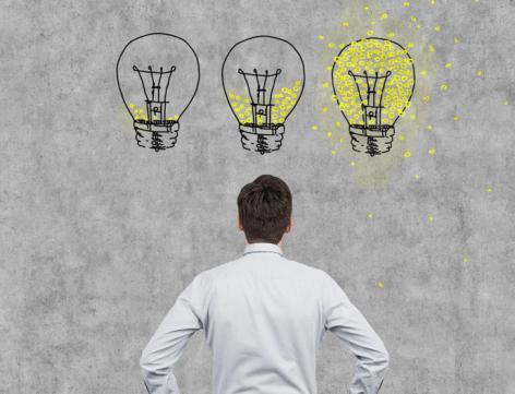 lightbulbs-on-wall-man-illustration