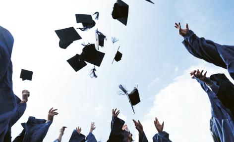 graduation-students-mortar-boards