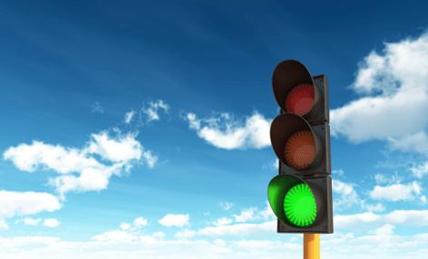 traffic-light-on-green