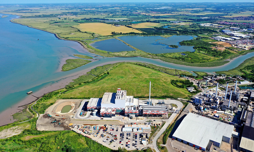 Kemsley Waste To Energy Facility Enters Full Operation