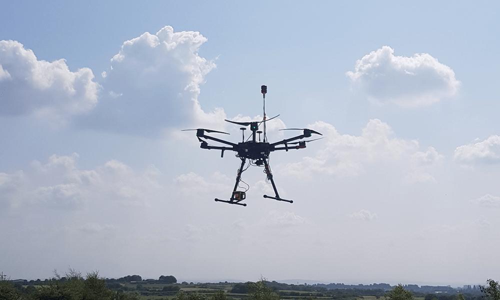 Viridor pioneers new approach to methane measurement using drones - Circular Online