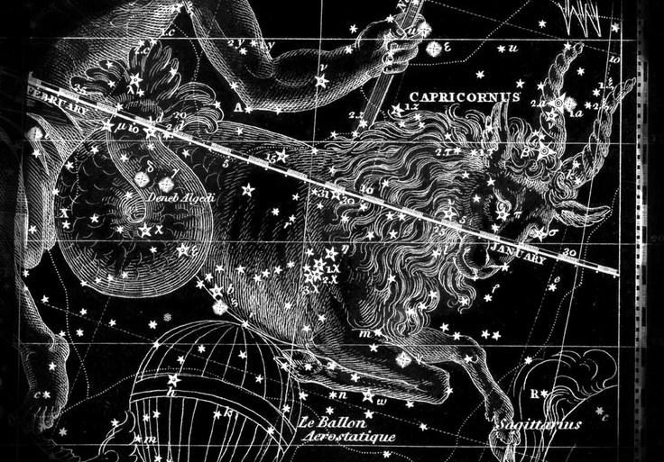 Constelación Capricornio