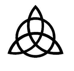 Triqueta Círculo De Brujas