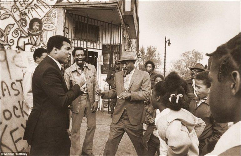 Muhammad-Ali-Activist